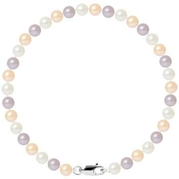 Uhren & Schmuck Damen Armbänder Blue Pearls BPS K150 W - OB Multicolor