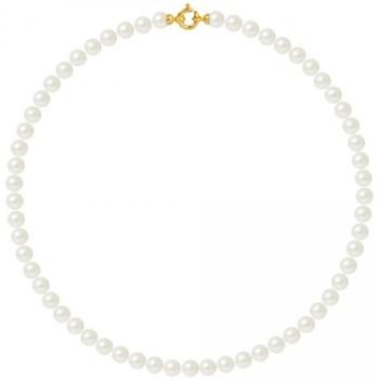 Uhren & Schmuck Damen Collier Blue Pearls BPS K062 W Multicolor