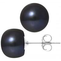 Uhren & Schmuck Damen Ohrringe Blue Pearls BPS K618 W - OB Multicolor