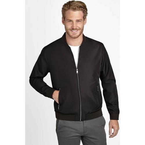 Sols ROSCOE BOMBER MEN Negro - Kostenloser Versand |  - Kleidung Jacken Herren 4400 r0CKo