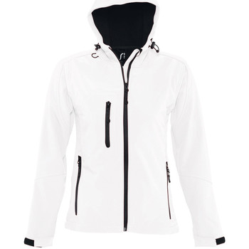 Kleidung Herren Trainingsjacken Sols REPLAY WOMEN STYLE Blanco