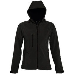 Kleidung Herren Jacken Sols REPLAY WOMEN STYLE Negro
