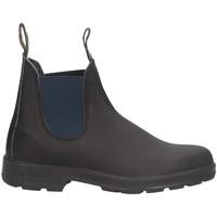 Schuhe Herren Boots Blundstone 1917 Beatles Mann Schwarz / Blau Schwarz / Blau