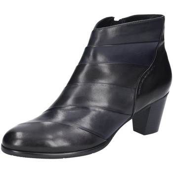 Schuhe Damen Stiefel Regarde Le Ciel Stiefeletten Sonia 38 Stiefelette SONIA38-166BLACK KOMBI Other