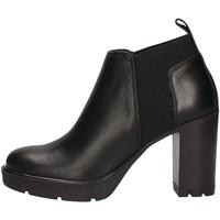 Schuhe Damen Boots Janet Sport 44833 BLACK