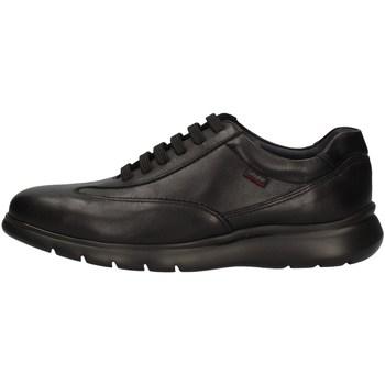 Schuhe Herren Sneaker Low CallagHan 19302 BLACK