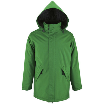 Kleidung Damen Parkas Sols ROBYN PADDED LINING WOMEN Verde