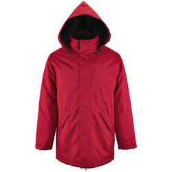 Kleidung Damen Parkas Sols ROBYN PADDED LINING WOMEN Rojo