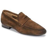 Schuhe Herren Slipper Brett & Sons FIRICE Braun