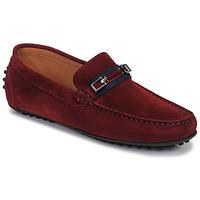 Schuhe Herren Slipper Brett & Sons FARICE Braun / Marine