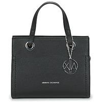 Taschen Damen Handtasche Armani Exchange MEYLANI Schwarz