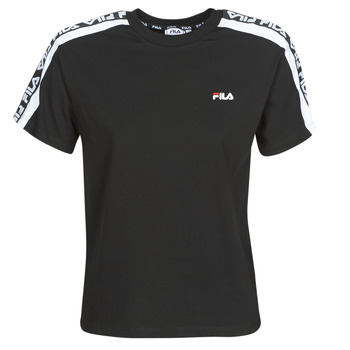 Kleidung Damen T-Shirts Fila Tandy Schwarz