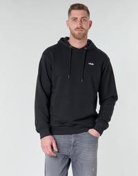 Kleidung Herren Sweatshirts Fila EDISON Schwarz