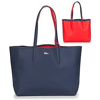Taschen Damen Shopper / Einkaufstasche Lacoste ANNA Marine / Rot