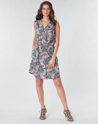 Kleidung Damen Kurze Kleider Deeluxe NESSI Multicolor