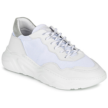 Schuhe Herren Sneaker Low Jim Rickey WINNER Weiss