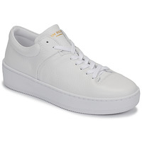 Schuhe Damen Sneaker Low Jim Rickey CLOUD FAT Weiss