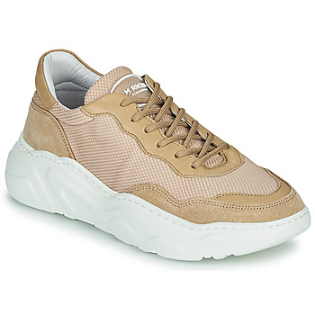 Schuhe Damen Sneaker Low Jim Rickey WINNER Braun