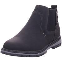 Schuhe Herren Stiefel Pep Step - 7910403 schwarz