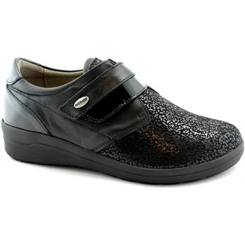 Schuhe Damen Sneaker Low Grunland GRU-I19-SC4695-NE Nero
