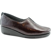Schuhe Damen Slipper Grunland GRU-I19-SC3991-BO Rosso