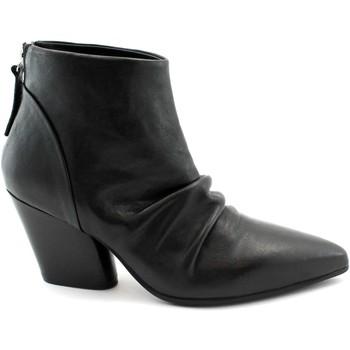 Schuhe Damen Low Boots Mat:20 MAT-I19-5600-WN Nero