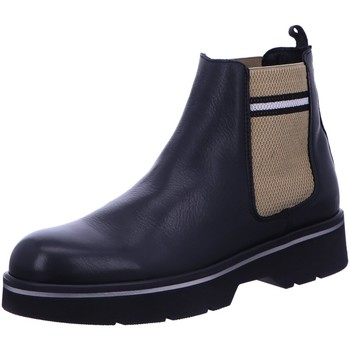 Schuhe Damen Stiefel Macakitzbühel Stiefeletten 2570 2570 schwarz