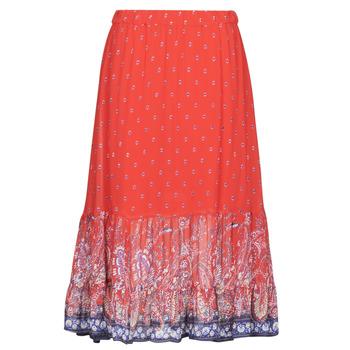 Kleidung Damen Röcke Cream NALITA Rot