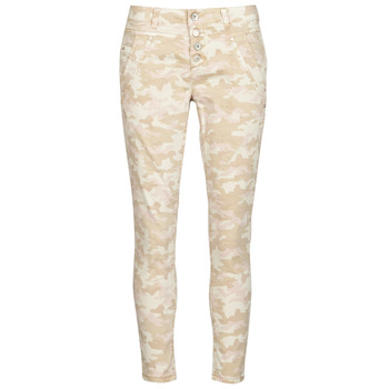 Kleidung Damen 5-Pocket-Hosen Cream PENORA Beige