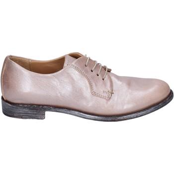 Schuhe Damen Derby-Schuhe Moma elegante leder beige