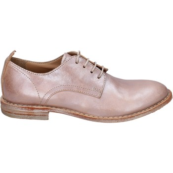 Schuhe Damen Derby-Schuhe Moma BR951 beige