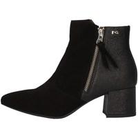 Schuhe Damen Low Boots Nero Giardini A909441DE BLACK