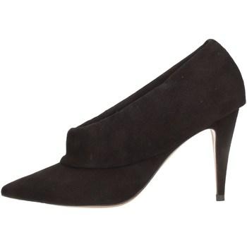 Schuhe Damen Pumps Pura Lopez AP123 BLACK