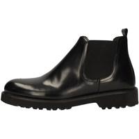 Schuhe Herren Boots Exton 465 BLACK