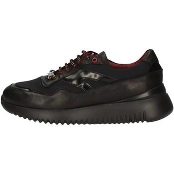 Schuhe Herren Sneaker Low Exton 335 BLACK