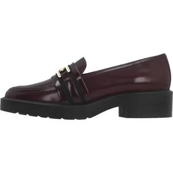 Geox D KENLY Rot - Schuhe Slipper Damen 5596