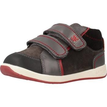 Schuhe Jungen Sneaker Low Garvalin 191312 Grau