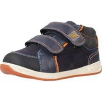 Schuhe Jungen Sneaker Low Garvalin 191312 Blau
