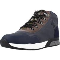 Schuhe Jungen Sneaker High Garvalin 191421 Blau