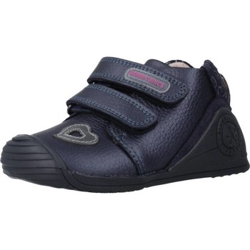 Schuhe Mädchen Sneaker Low Biomecanics 191125 Blau
