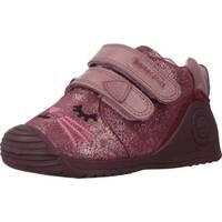 Schuhe Mädchen Sneaker Low Biomecanics 191135 Rosa