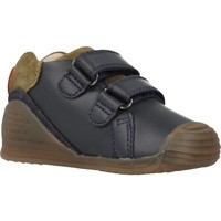 Schuhe Jungen Sneaker Low Biomecanics 191153 Blau