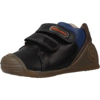 Schuhe Jungen Sneaker Low Biomecanics 191155 Schwarz