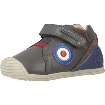 Schuhe Jungen Sneaker Low Biomecanics 191157 Grau