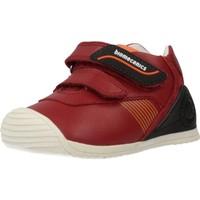 Schuhe Jungen Sneaker Low Biomecanics 191159 Rot