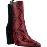 Schuhe Damen Low Boots Bruno Premi BY3303X Rot
