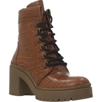 Schuhe Damen Low Boots Bruno Premi BY7602X Brown