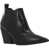 Schuhe Damen Low Boots Elvio Zanon EK2602X Schwarz