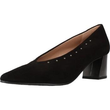 Schuhe Damen Pumps Joni 17381J Schwarz