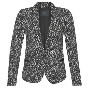 Kleidung Damen Jacken / Blazers Ikks BQ40025-02 Schwarz